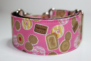 "Sighthound Collar in ""Biscuits"""