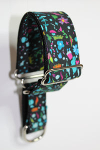 "Sighthound Collar in ""Wonder (Black)"""