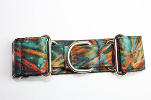 "Sighthound Collar in ""Autumnal"""