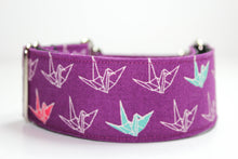"Sighthound Collar in ""Paper Cranes"""