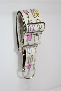 "Sighthound Collar in ""Lollies"""