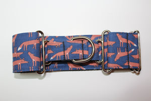 "Sighthound Collar in ""Foxy"""