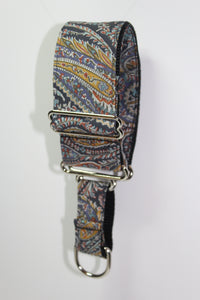 "Sighthound Collar in ""Paisley"""
