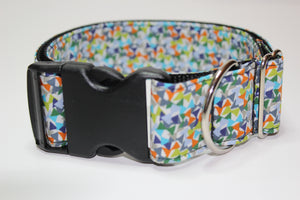 "Buckle Collar in ""Bow Ties"""