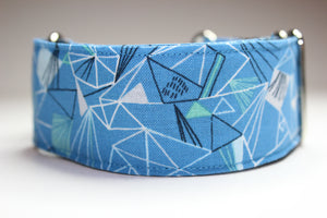 "Sighthound Collar in ""Glacier"""