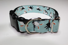 "Buckle Collar in ""Penguins"""