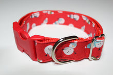 "Buckle Collar in ""Snowmen"""