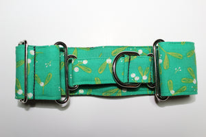 "Sighthound Collar in ""Mistletoe"""