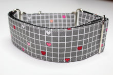 "Sighthound Collar in ""Hearts"""