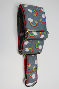 "Sighthound Collar in ""Rainbows"""