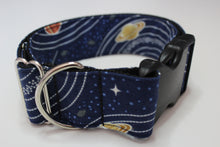 "Buckle Collar in ""Solar System"""