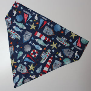 Clip-on Bandana