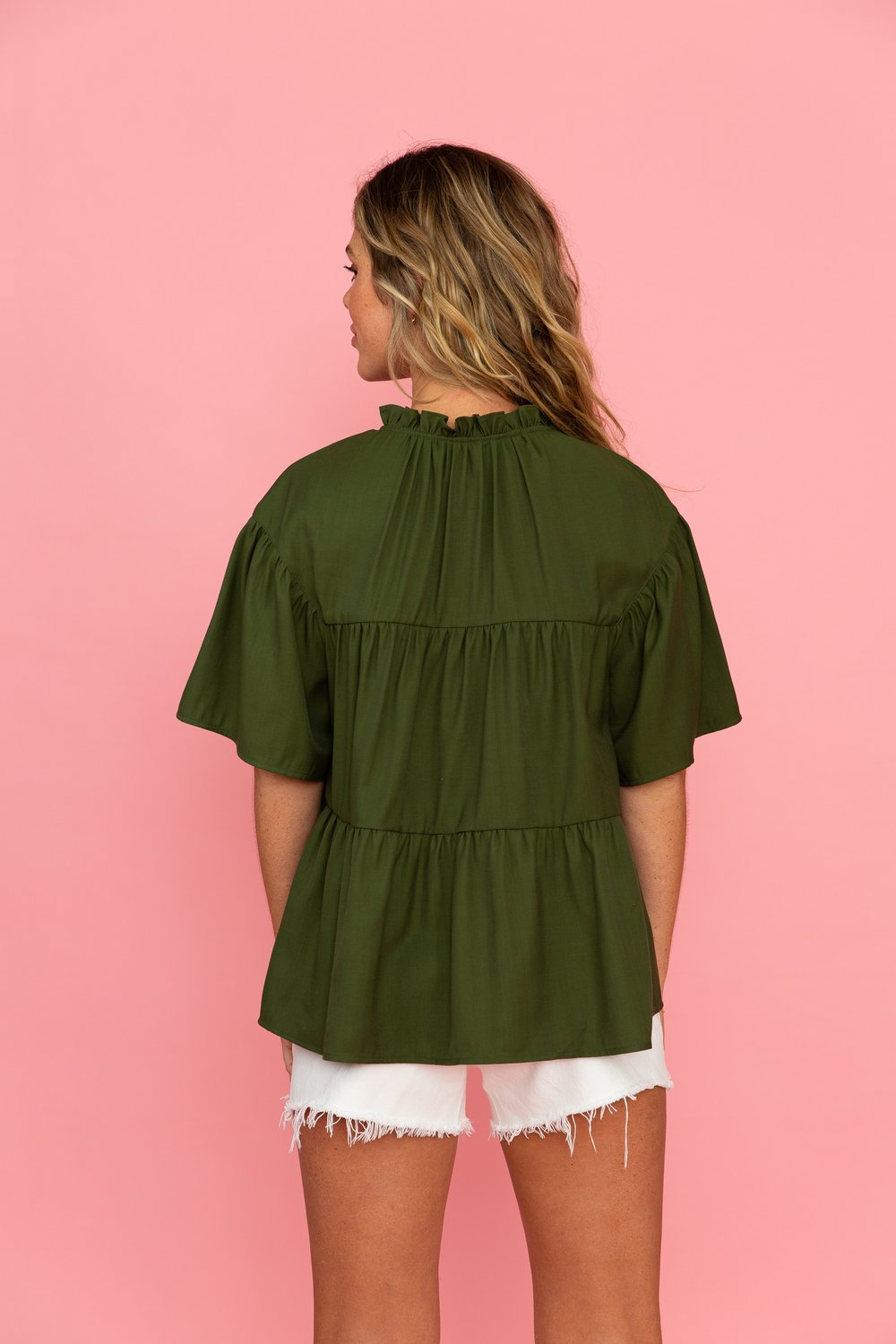 Ellis Top | Lily Pad