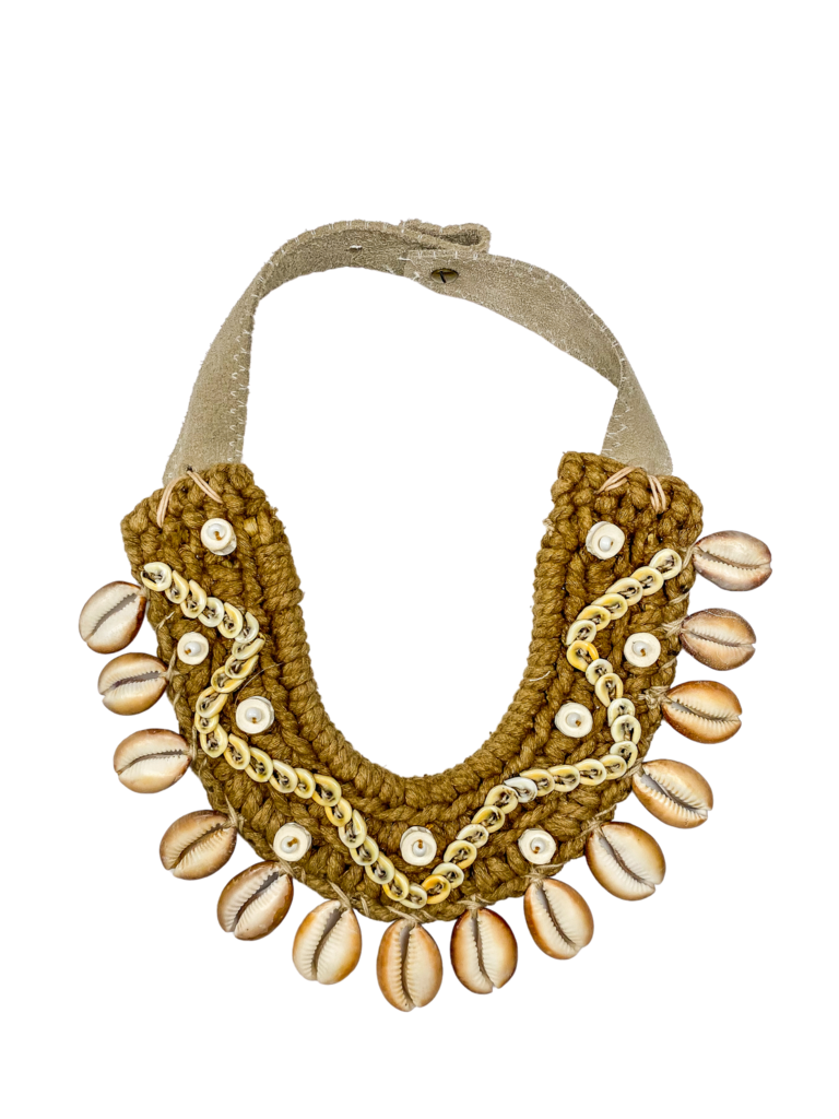 Cowrie Collar Necklace | Edition 16