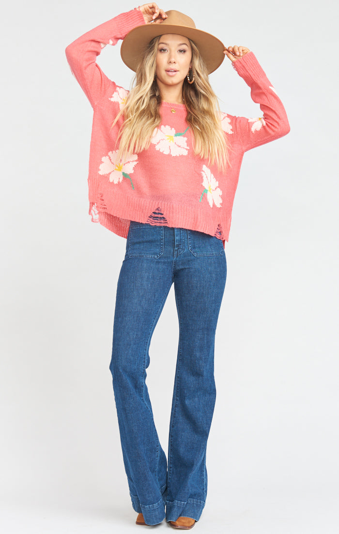 Seco Sweater | Lovely Floral