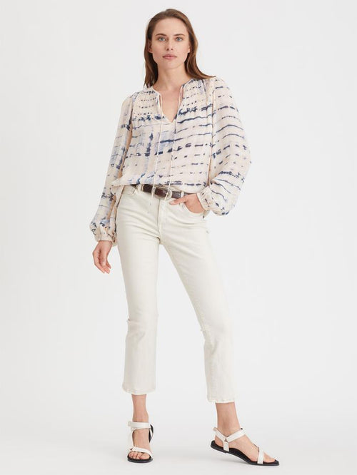 Spring Side Blouse | Horizon