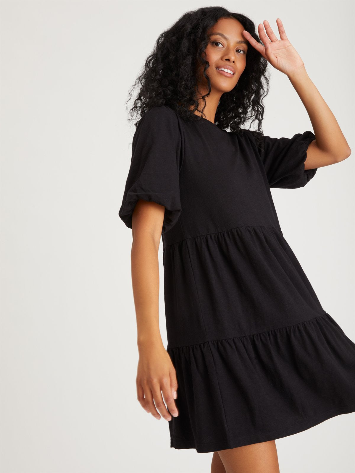 All Day Dress | Black