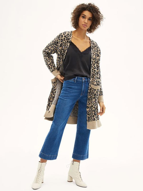 Cats Meow Cardi | Leopard