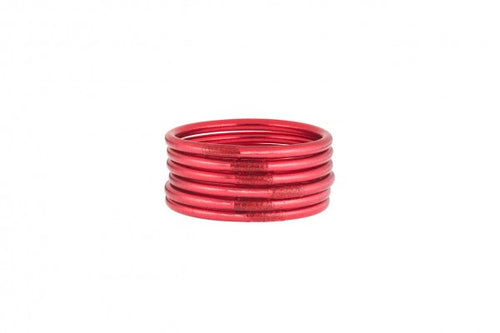 All Weather Bangles | Hot Pink