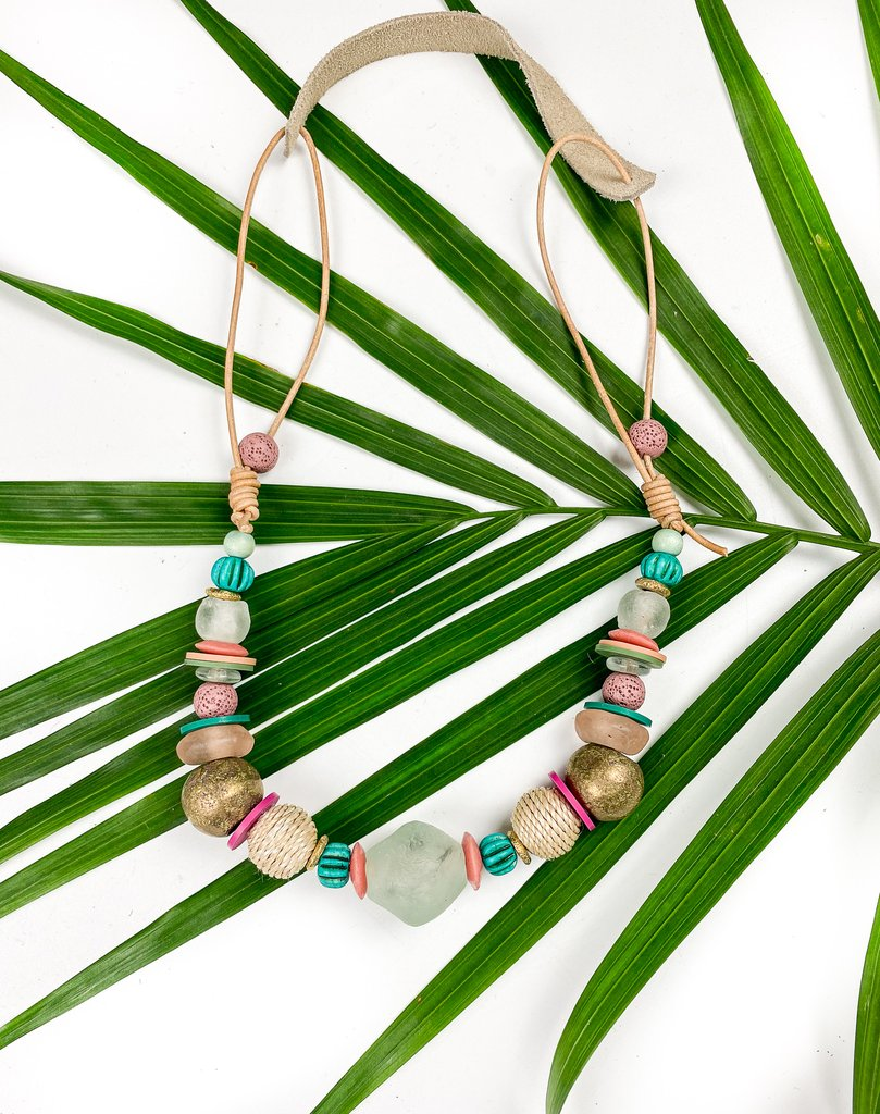 Cord Classic Necklace | Palm