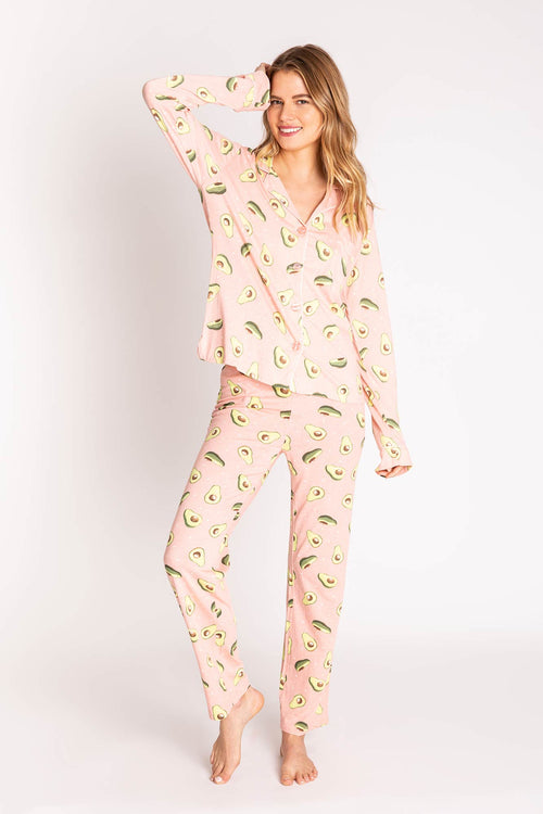 90872ebb6bb PJ Avocado Set with Mask