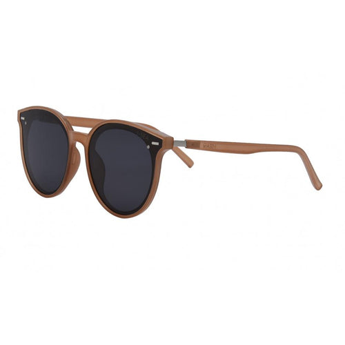 Payton Sunglasses | Taupe/Smoke Polarized