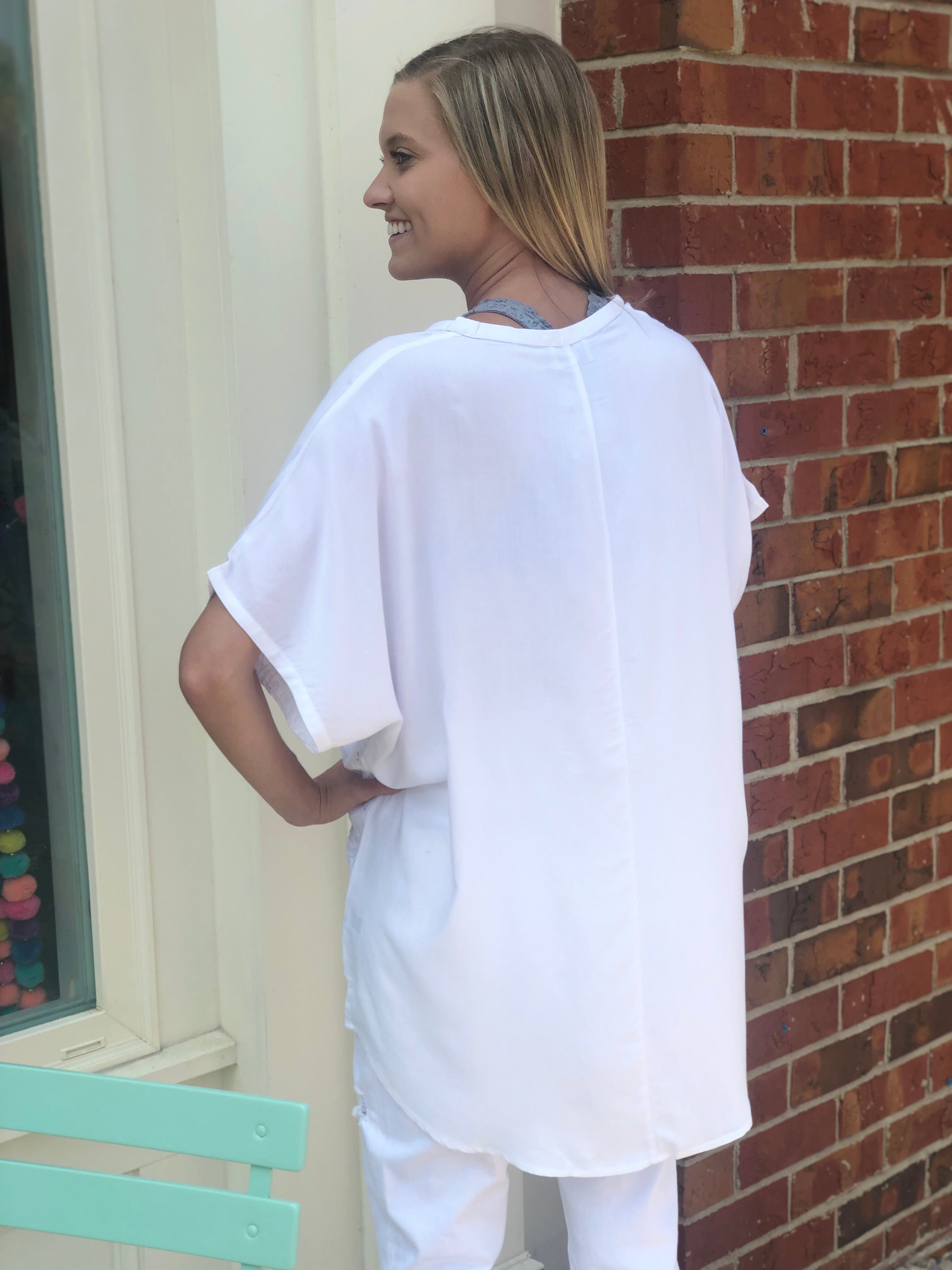 Tully Tunic | Embroidery