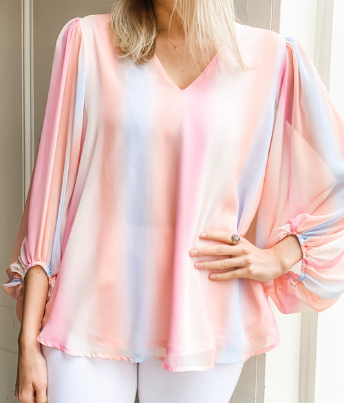 Ombré Love Blouse