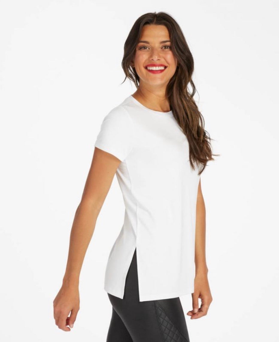 Perfect Length Tee | Spanx