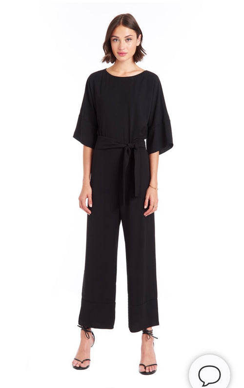 Finch Jumpsuit | Black