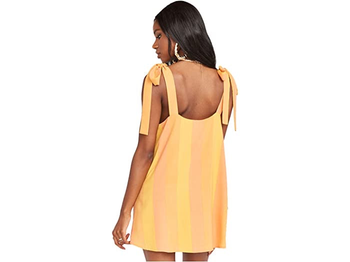 Throw and Go Tie Mini Dress