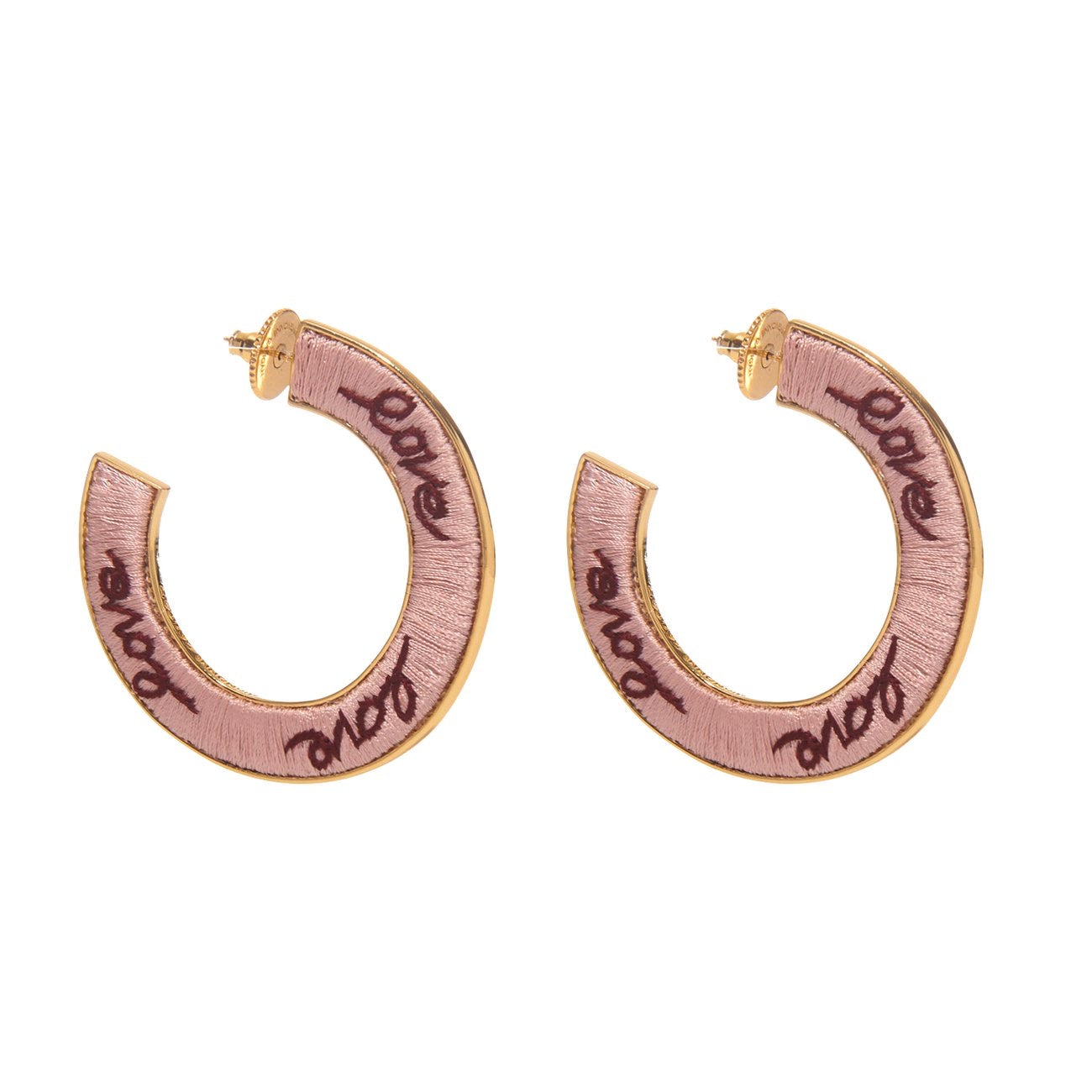 Love Fiona Hoop Earrings