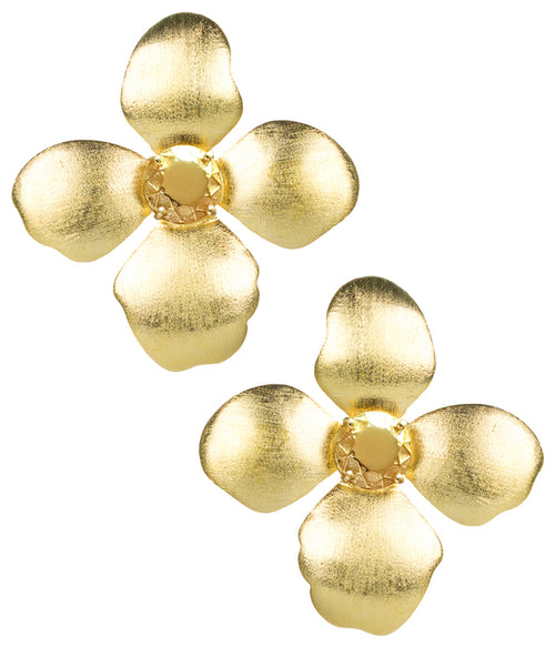 Maggie Earrings - Gold