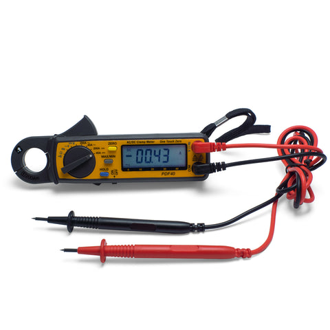 C040: DIGITAL AMP CLAMP / METER