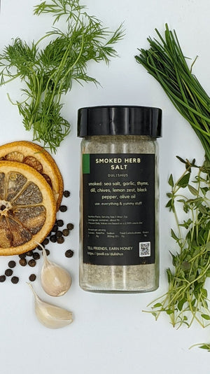 Smoked Herb Salt