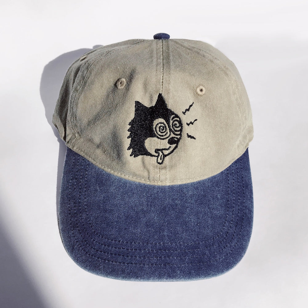 HYPNO⌁CAT Navy Two Tone