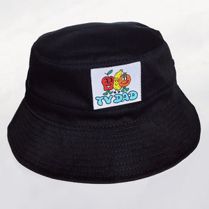 FRUITGANG Bucket Hat - Black