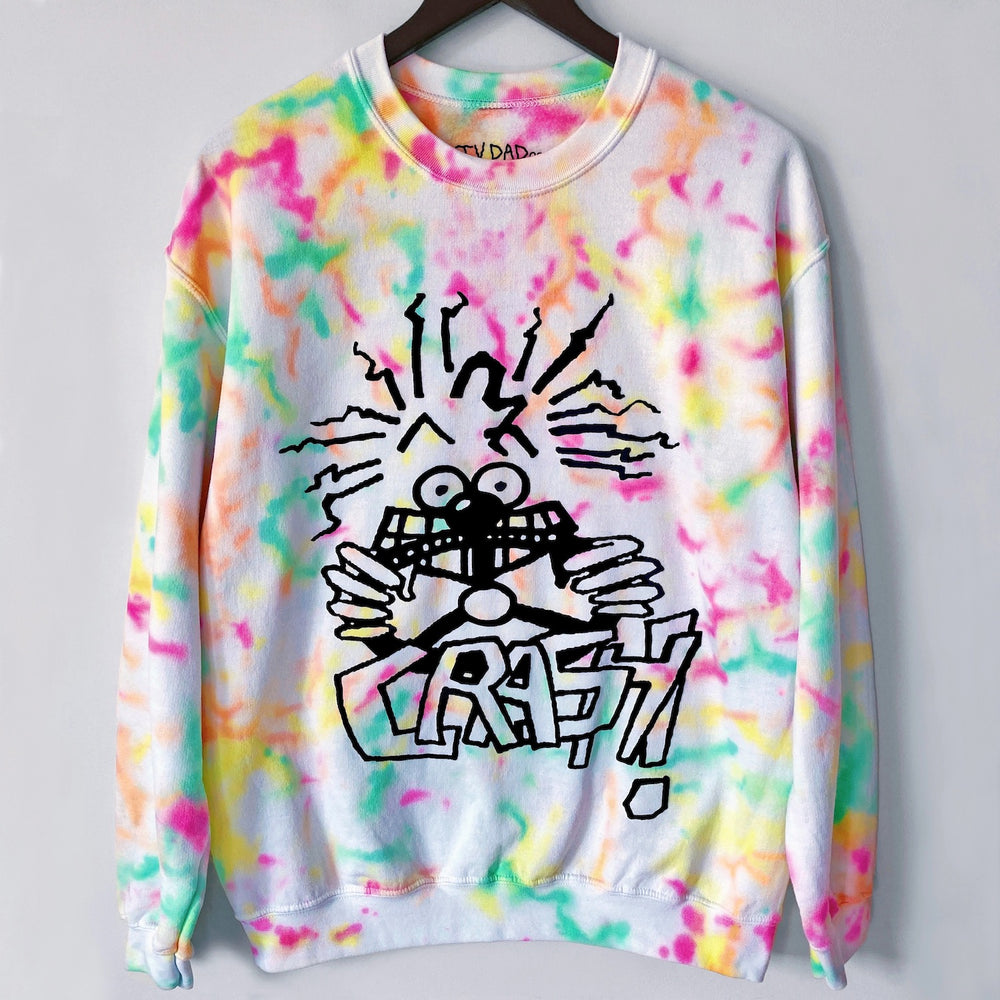 CRASH! Crewneck
