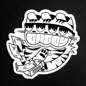 DADDY Sticker