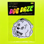 DOG DAZE Sticker Pack