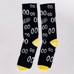 EYESEEYOU Knit Socks