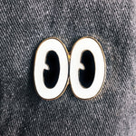CARTOON EYES Pin