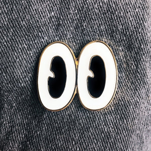 EYE Logo Pin