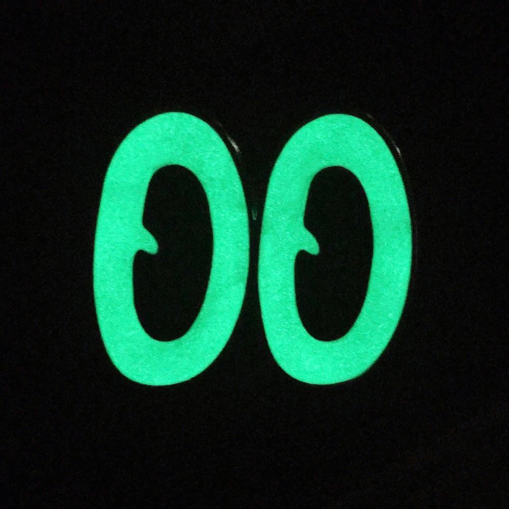 EYE Logo glow in the dark