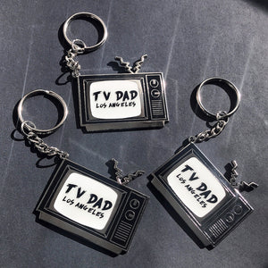 TV GLOW Keychains
