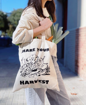 HARVEST Canvas Tote