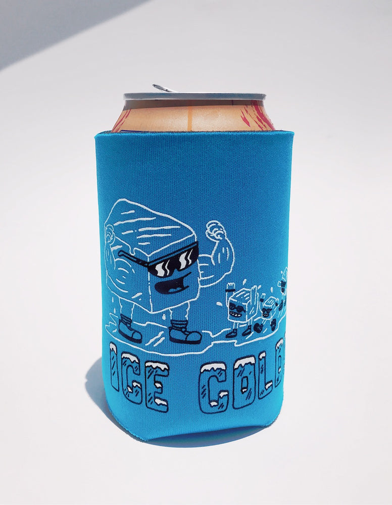 ICE COLD Can Koozie