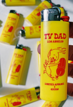 LIL FLAME Bic Lighter