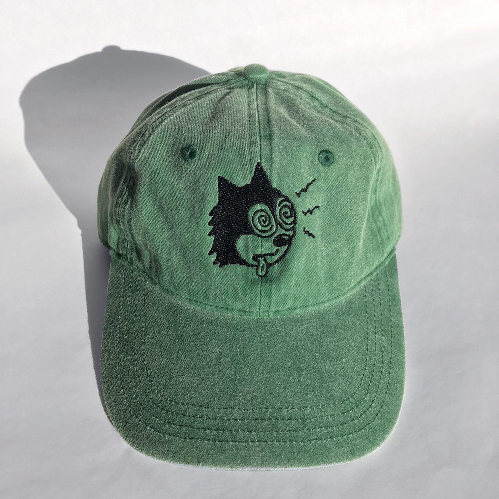 HYPNO⌁CAT Washed Green