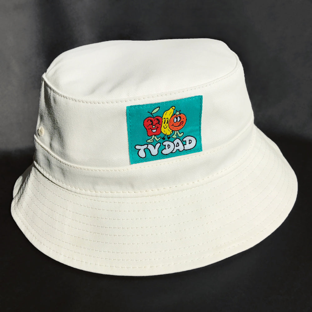 FRUITGANG Bucket Hat - Off White